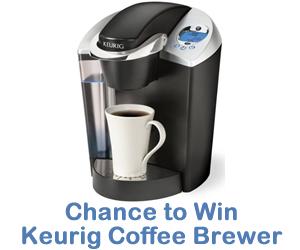 Keurig Coffee Maker Giveaway : keurig b60