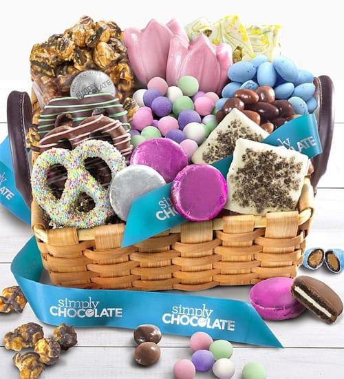 Oreo Simply Chocolate Celebrate Spring Gift Basket