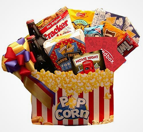 M&M's Movie Mania Gift Box