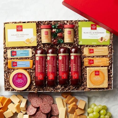 Hickory Farms Celebration Gift Box