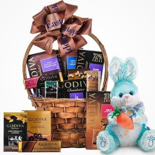 Godiva Easter Dream Gift Basket