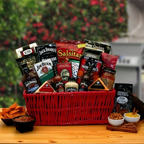 Jack Daniel's Father's Day Grillin Gift Basket