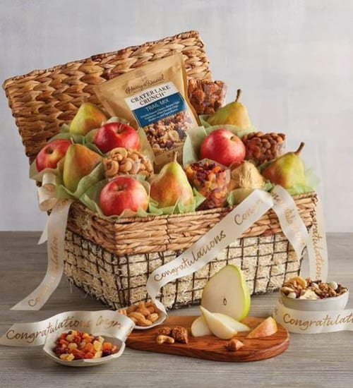 Harry & David Congratulations Picnic Gift Basket