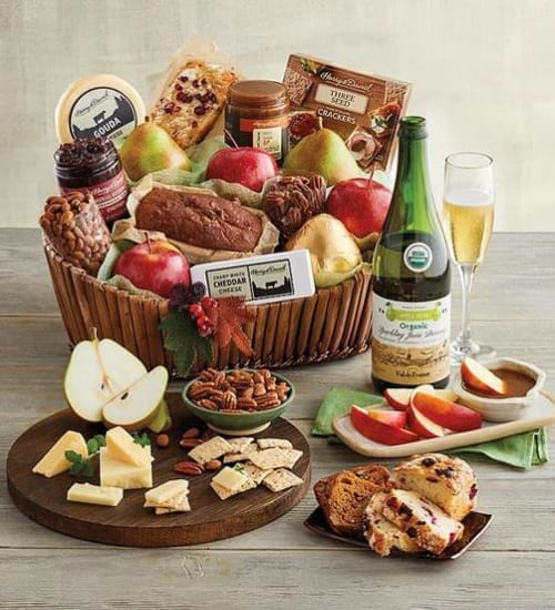 Harry & David Fall Harvest Favorites Gift Basket