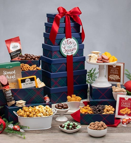 Chocolate Truffles Christmas Ideas Gift Basket