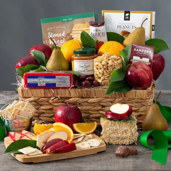 Healthy New Year Orchard Abundance Gourmet Gift Basket