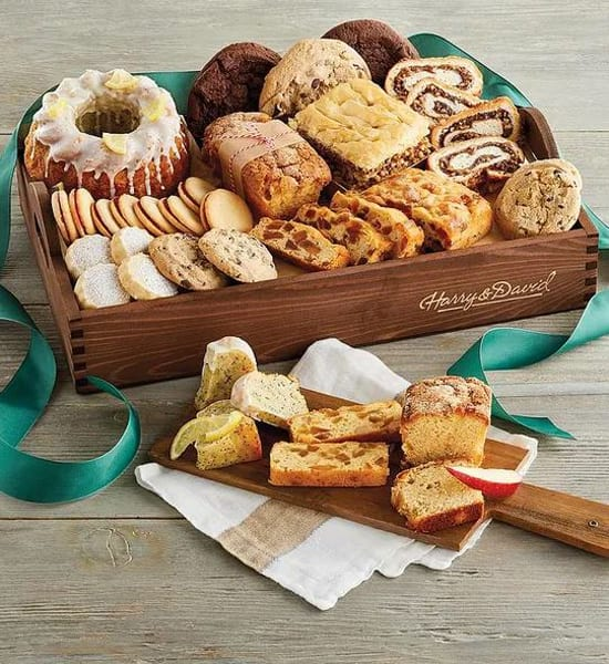 Harry & David St. Patrick's Signature Bakery Gift Basket